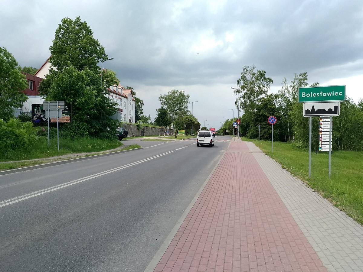 Wkrótce ruszy przebudowa ronda na wylocie z Bolesławca, będą utrudnienia! z-index: 0