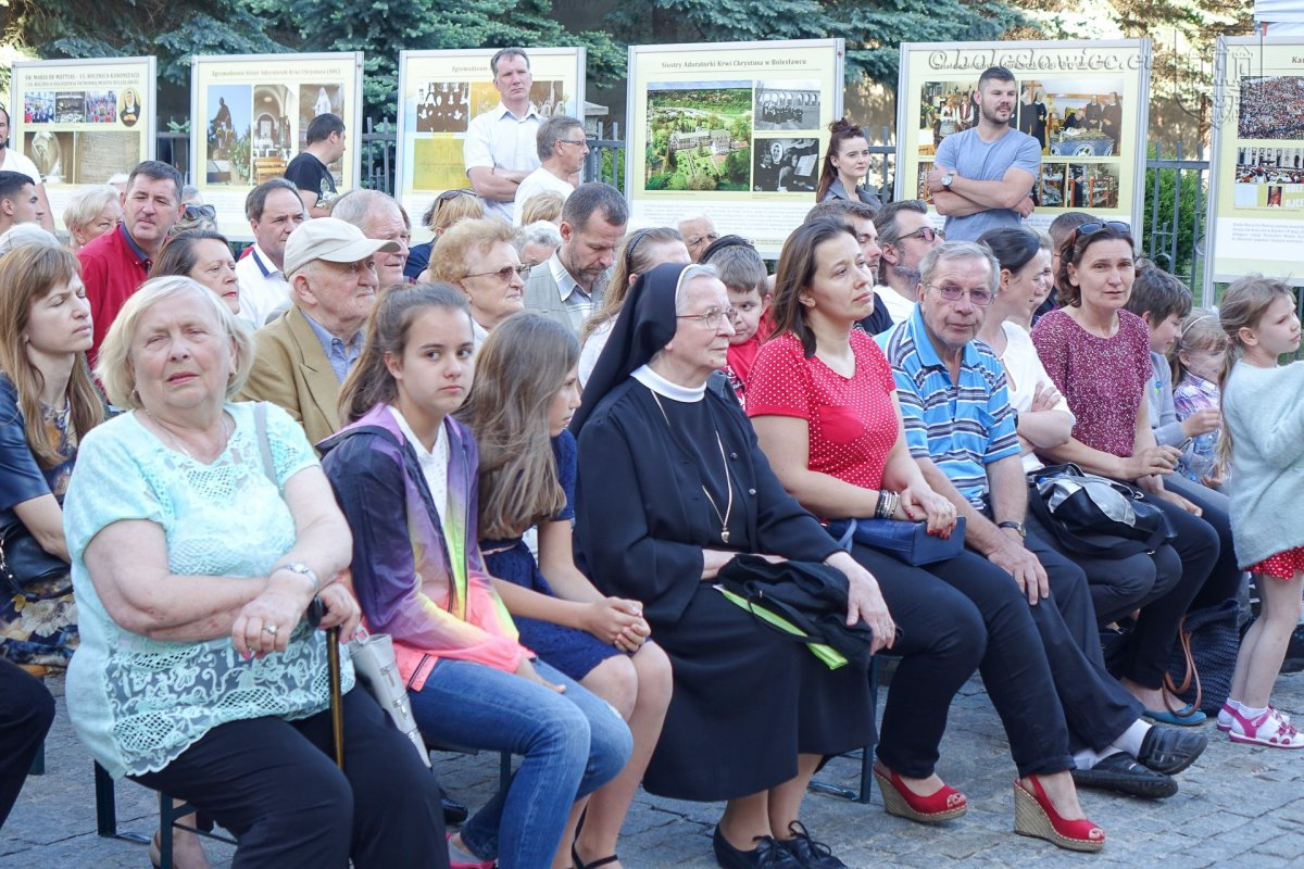 Za nami uroczystości jubileuszowe ku czci św. Marii de Mattias, patronki Bolesławca