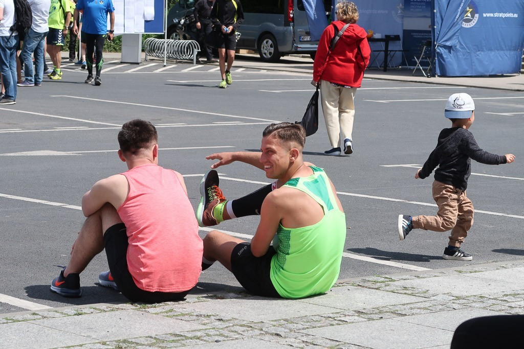 Europejskie biegi uliczne w Bolesławcu