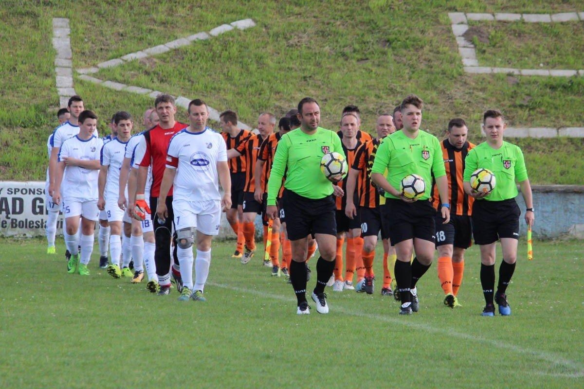 Łaziska pokonały GKS Raciborowice 3:1