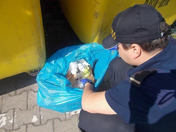 Kolejna osoba ukarana za zaśmiecanie Miasta Ceramiki