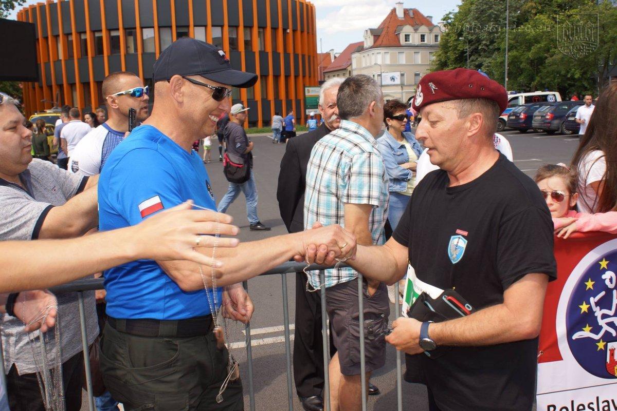 Biegiem uczcili polskich żołnierzy na zagranicznych misjach