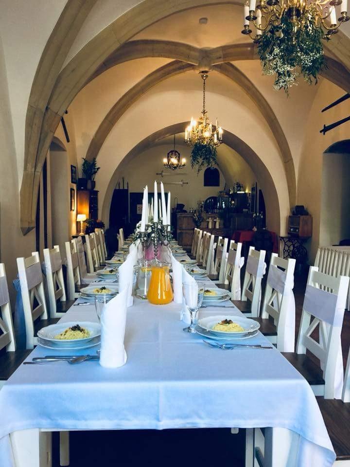 Restauracja Rycerska we Lwówku Śląskim - pyszne dania