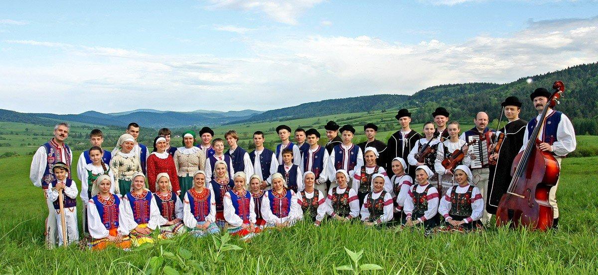 Zespół Pieśni i tańca Kyczera