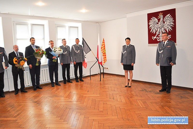 Jest pierwsza kobieta-komendant policji na Dolnym Śląsku! z-index: 0