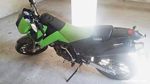 30-latek po metamfetaminie szalał kradzionym motocyklem po osiedlu z-index: 0