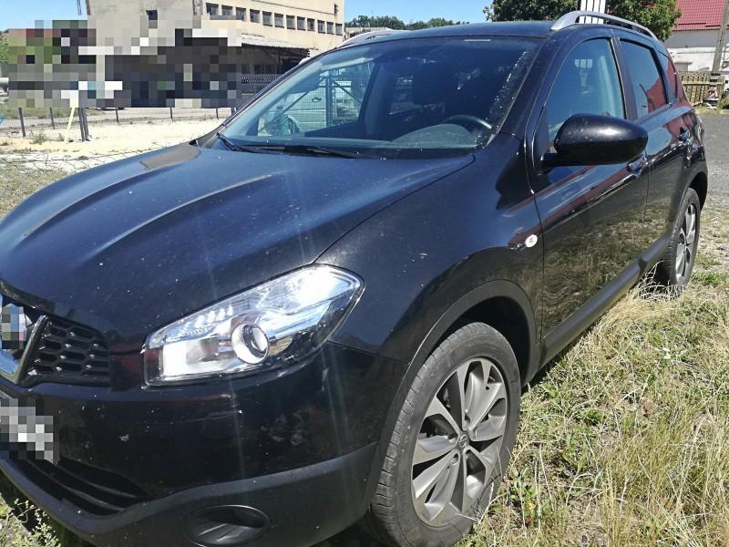 Bolesławieccy policjanci odzyskali skradzionego w Niemczech nissana