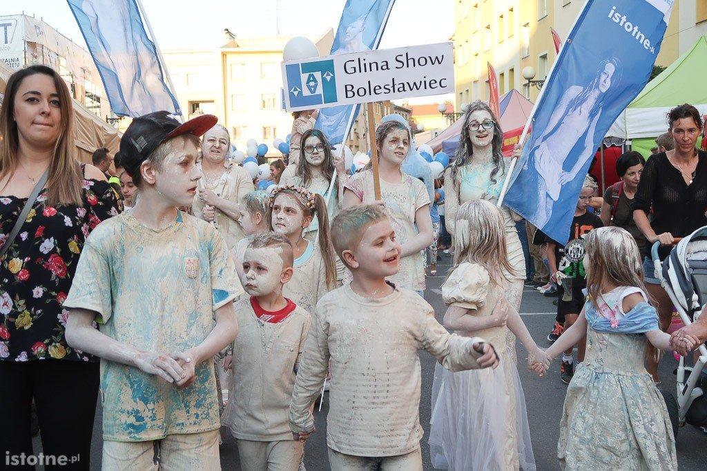 Glina Show na Lwóweckim Lecie Agatowym