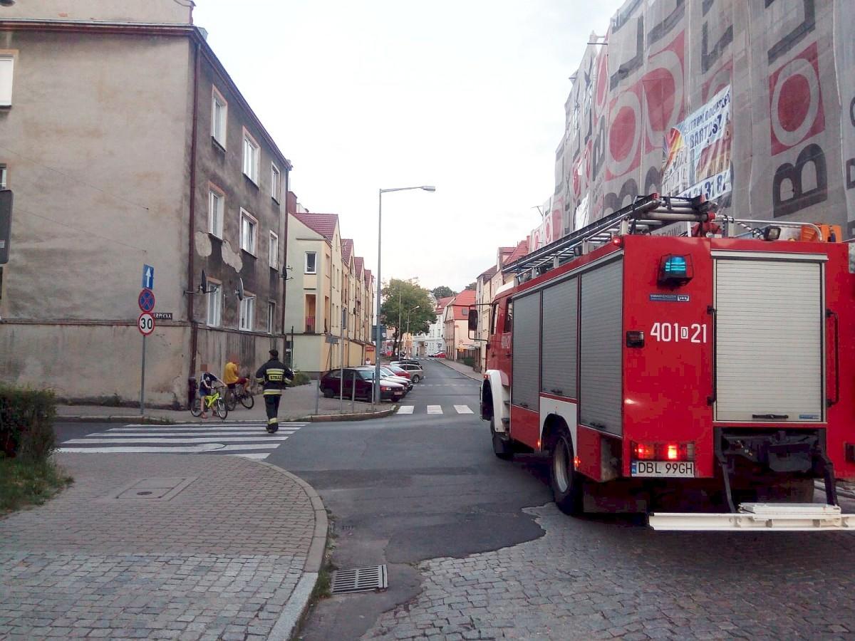 Samochód straży pożarnej