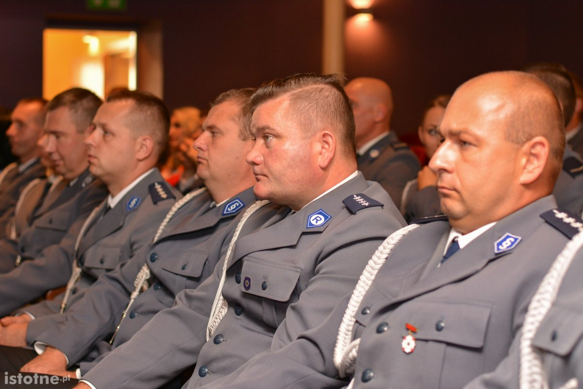 Święto bolesławieckiej policji: awanse i wyróżnienia