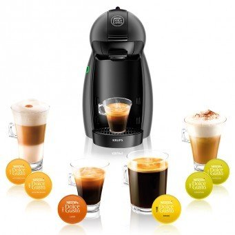 Express do kawy Piccolo Dolce Gusto
