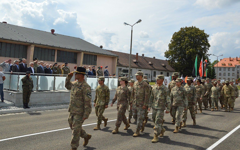 Święto Wojska Polskiego w bolesławieckim garnizonie