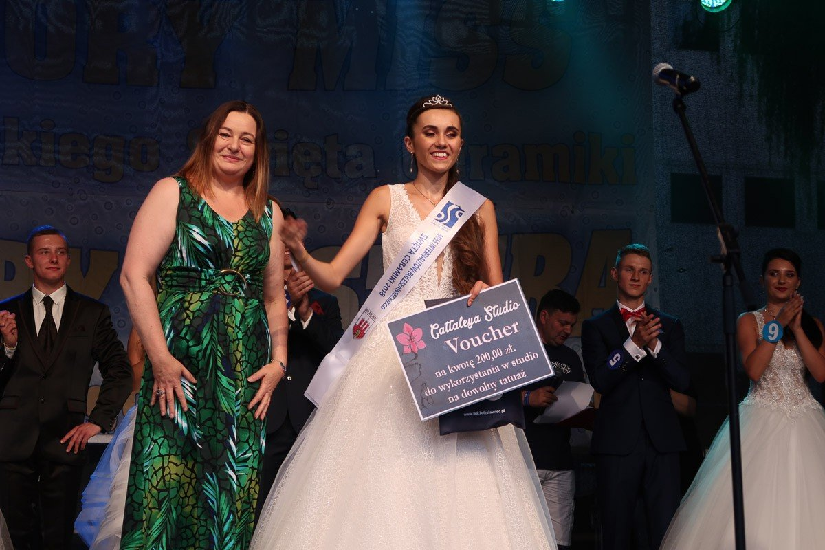 Finał konkursu Miss i Mister Święta Ceramiki