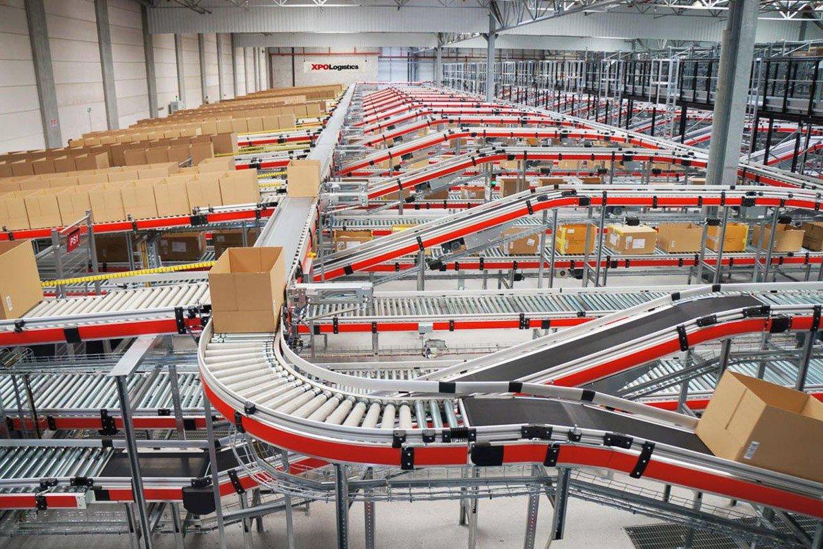 XPO Logistics Osła