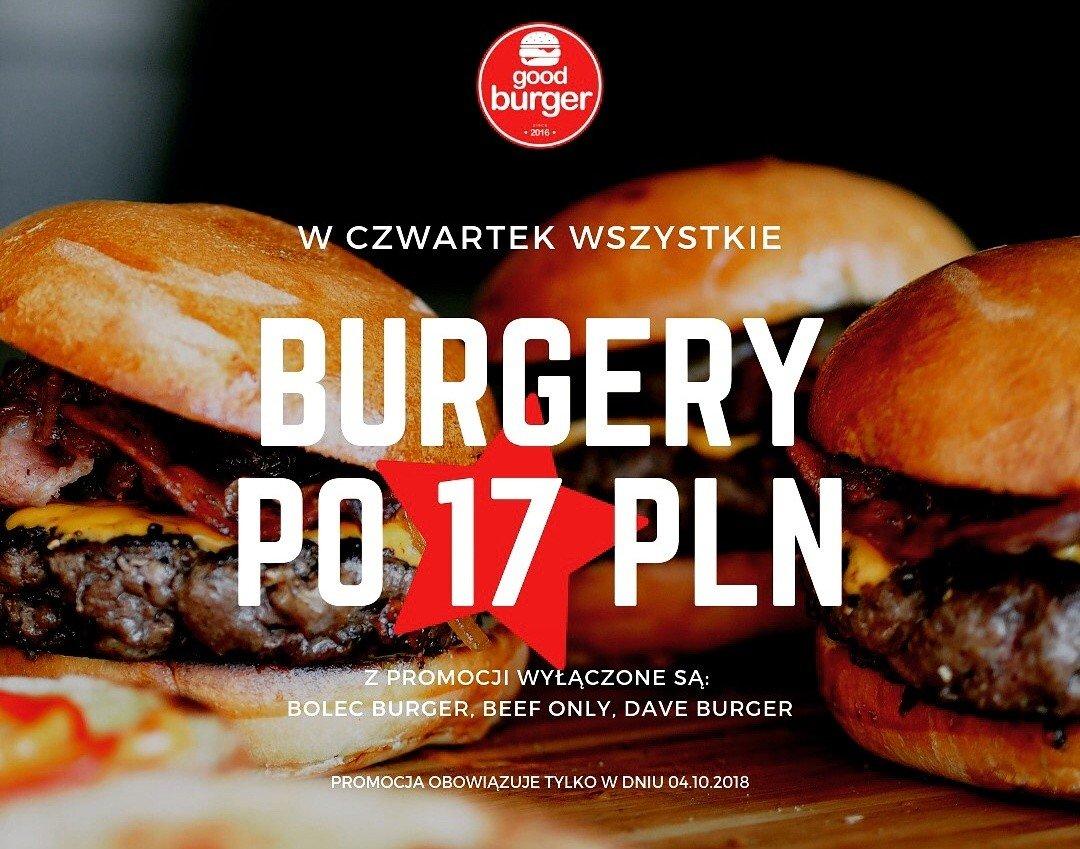 Good Burger - promocja