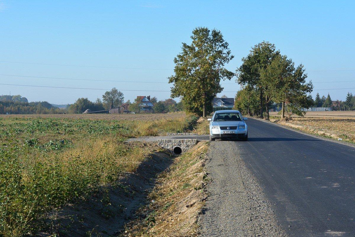 Najkrótsza droga do stolicy gminy wyremontowana z-index: 0