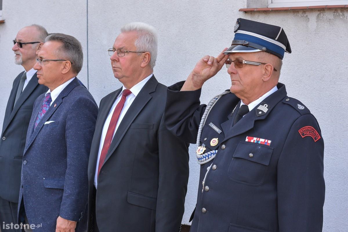 Strażacy z powiatu bolesławieckiego z nowym sprzętem