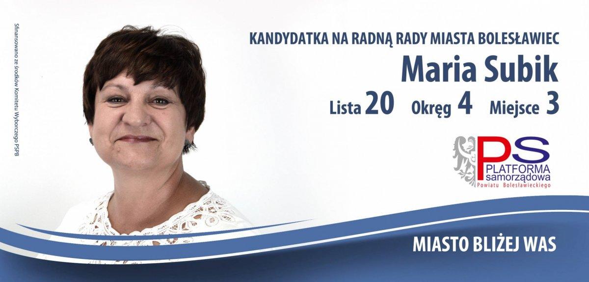 Sfinansowano ze środków Komitetu Platformy Samorządowej Powiatu Bolesławieckiego