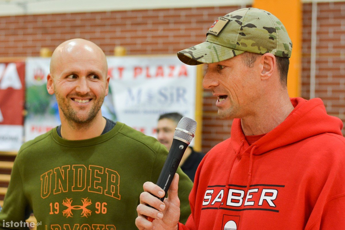 Żołnierze US Army i 23 Pułku Artylerii meczem koszykówki uczcili Święto Niepodległości