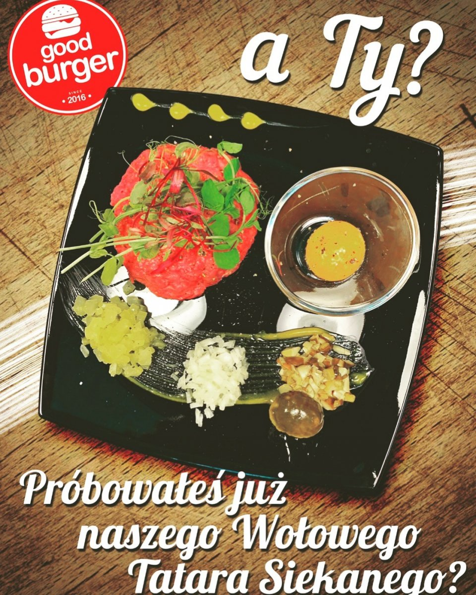 Good Burger Steak&Bar Bolesławiec zaprasza na Black Friday