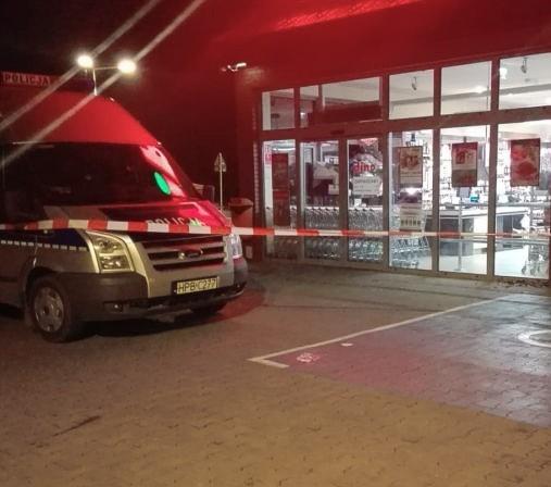Kasjer i znajomi upozorowali napad na market, ukradli prawie 6 tys. zł