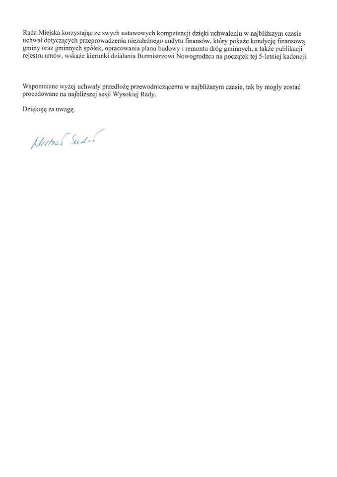 """""""Żółta kartka"""" dla Roberta Relicha. Radni obniżają wynagrodzenie, zapowiadają audyt"""