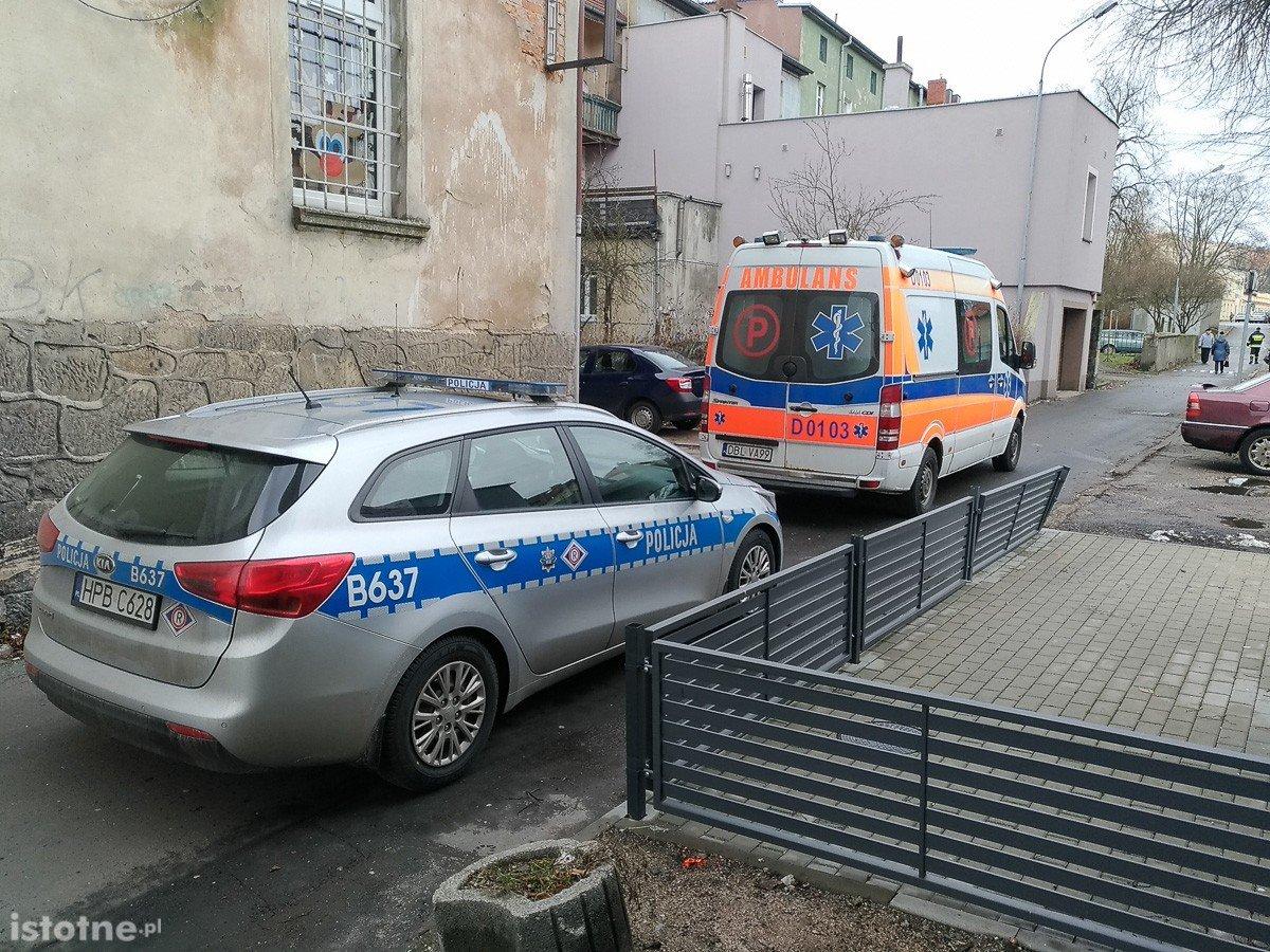 Zgon na ulicy Wąskiej
