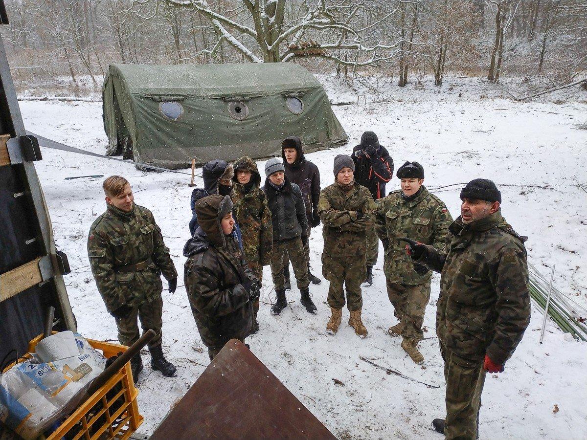 TVP pokazała zimowy obóz bolesławieckich harcerzy z-index: 0