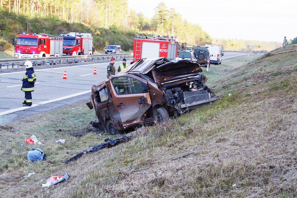 Wypadek na A18 z-index: 0