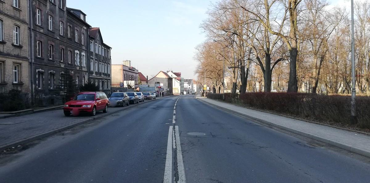 Powiat przejął ok. 7 km dróg wojewódzkich w Bolesławcu z-index: 0