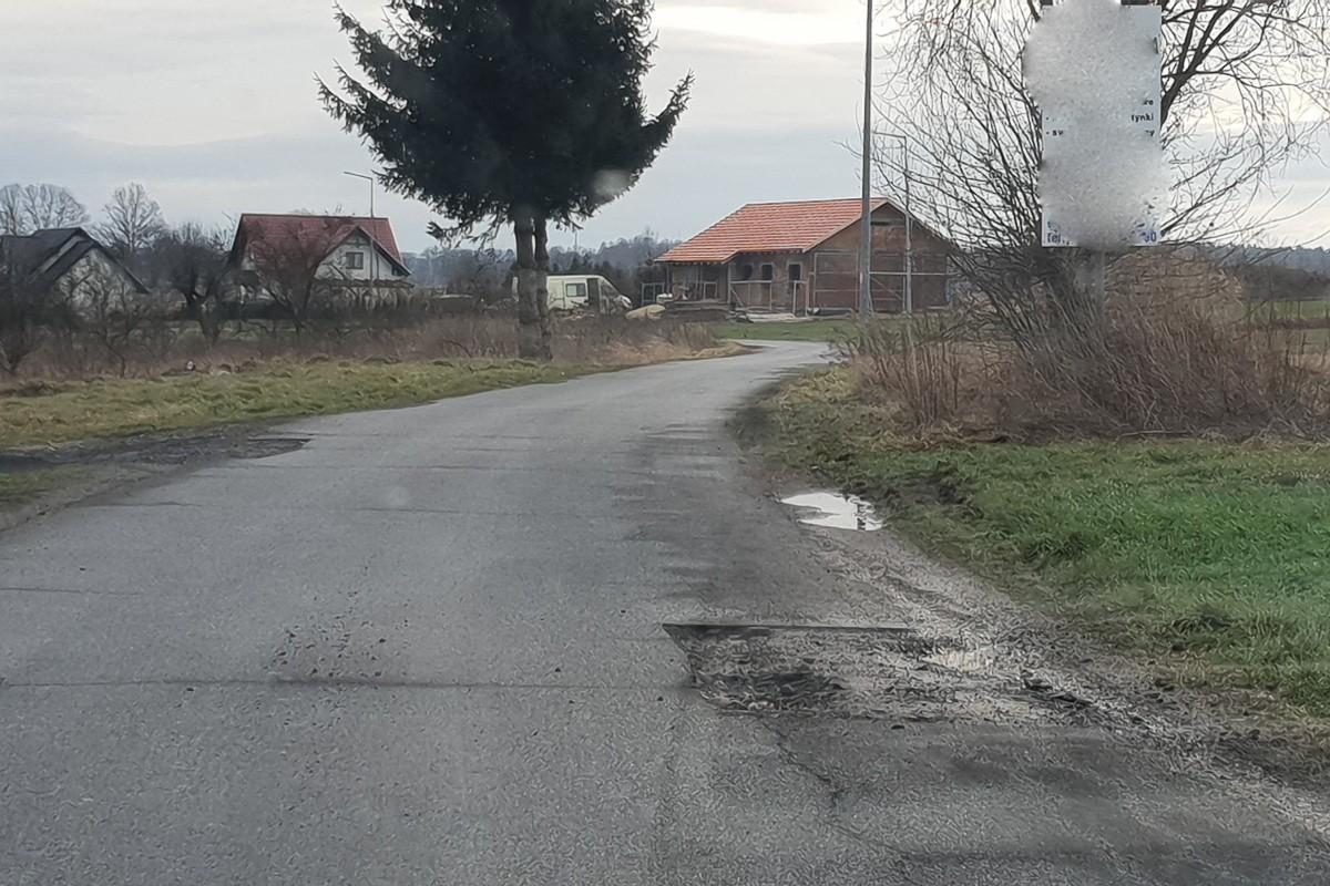 Droga Kraśnik Górny-Kraśnik Dolny