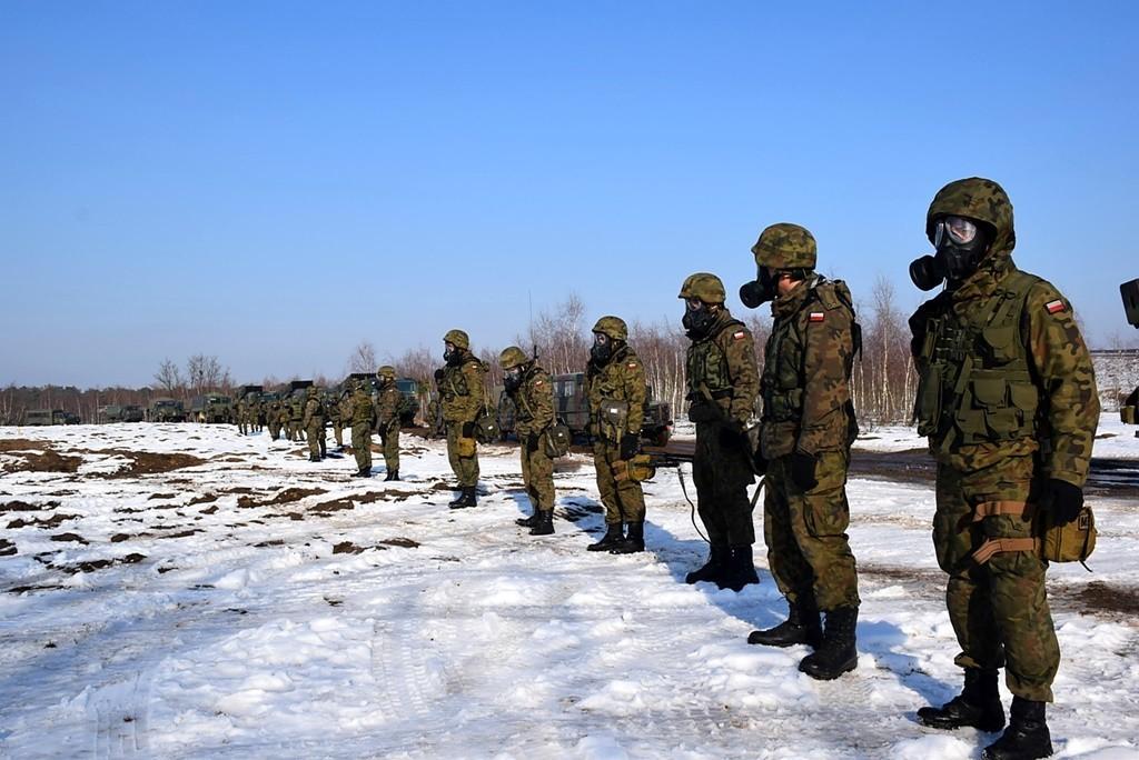 Artylerzyści: taktyczno-specjalny sprawdzian