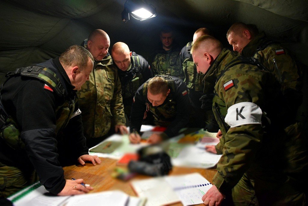 Artylerzyści: taktyczno-specjalny sprawdzian z-index: 0