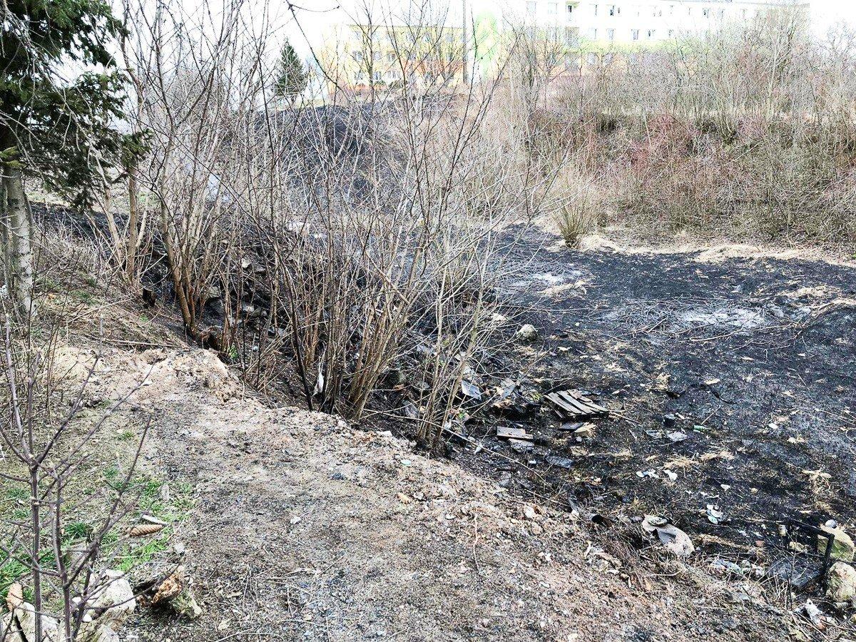 Pożar w Raciborowicach Górnych