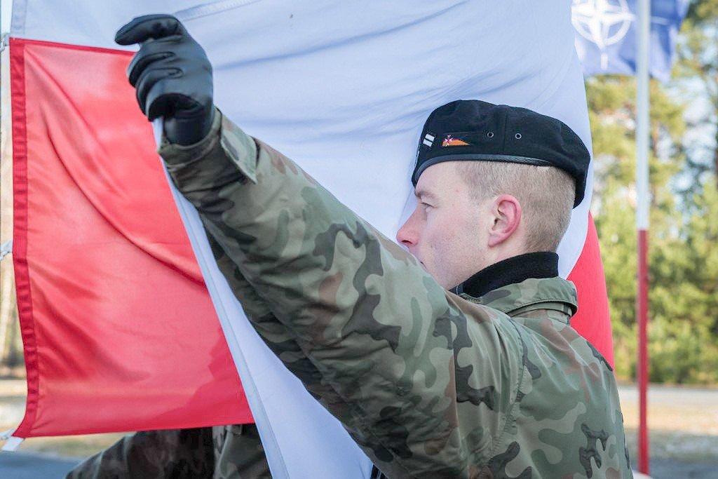 Świętowali 20 lat Polski w NATO z-index: 0