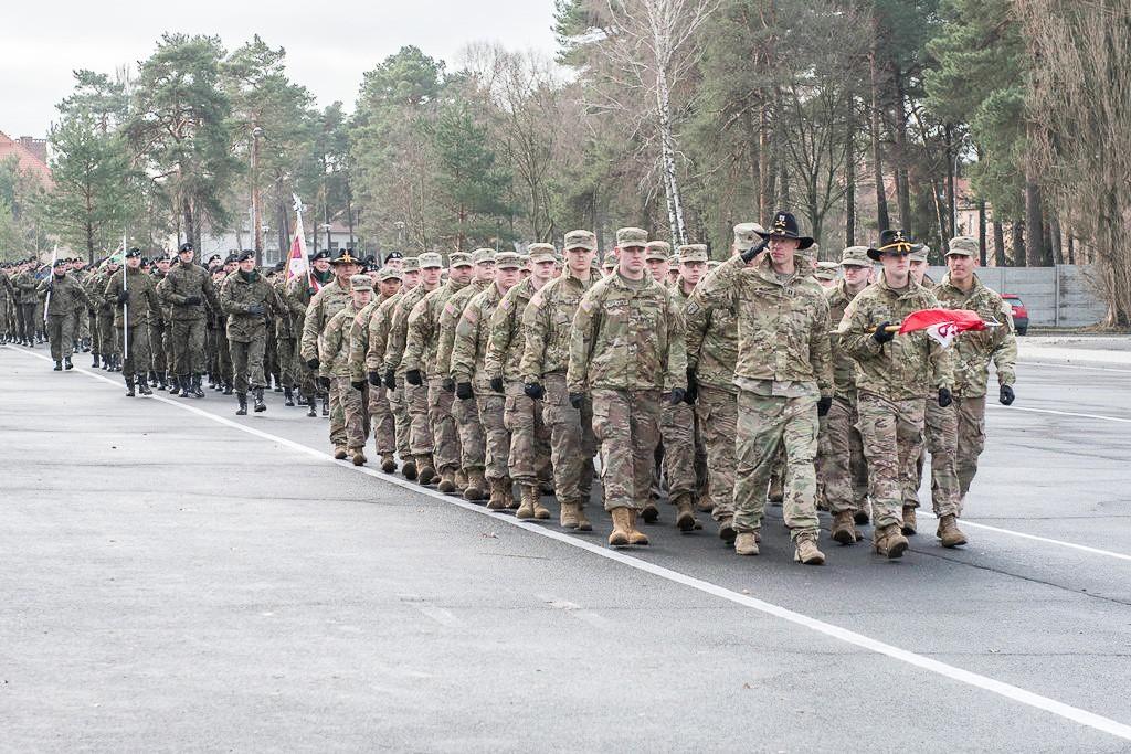 Świętowali 20 lat Polski w NATO