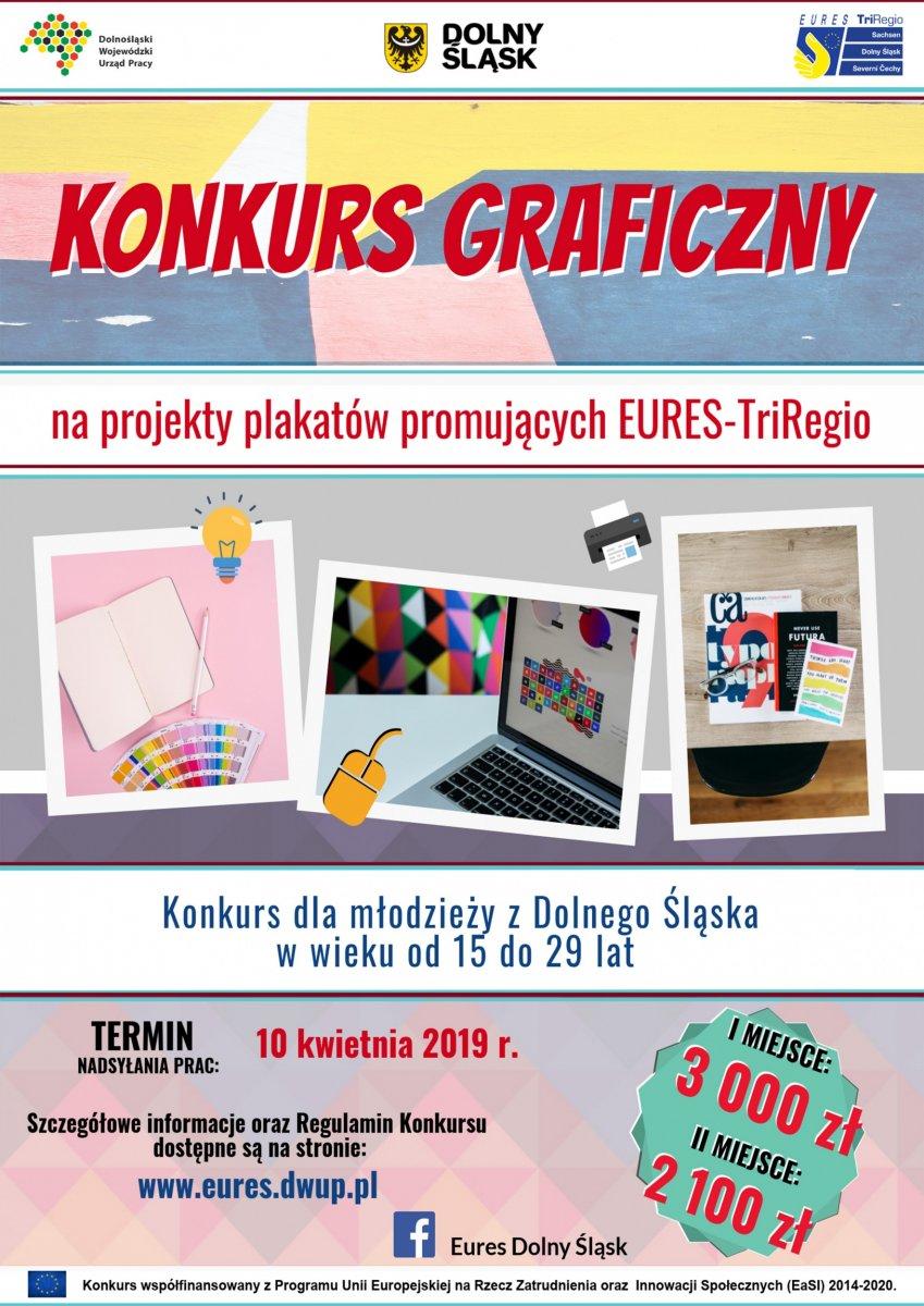 Plakat konkurs graficzny