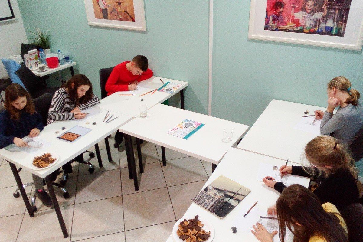 Warsztaty Laboratorium Kreatywności