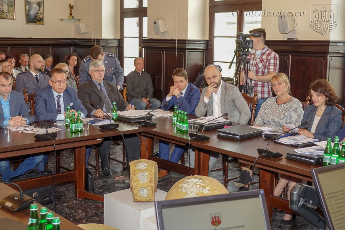Obradowała Rada Miasta Bolesławiec z-index: 0