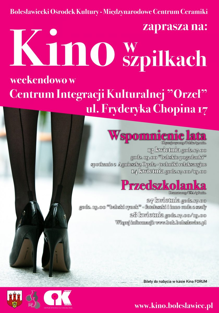 Plakat BOK - MCC