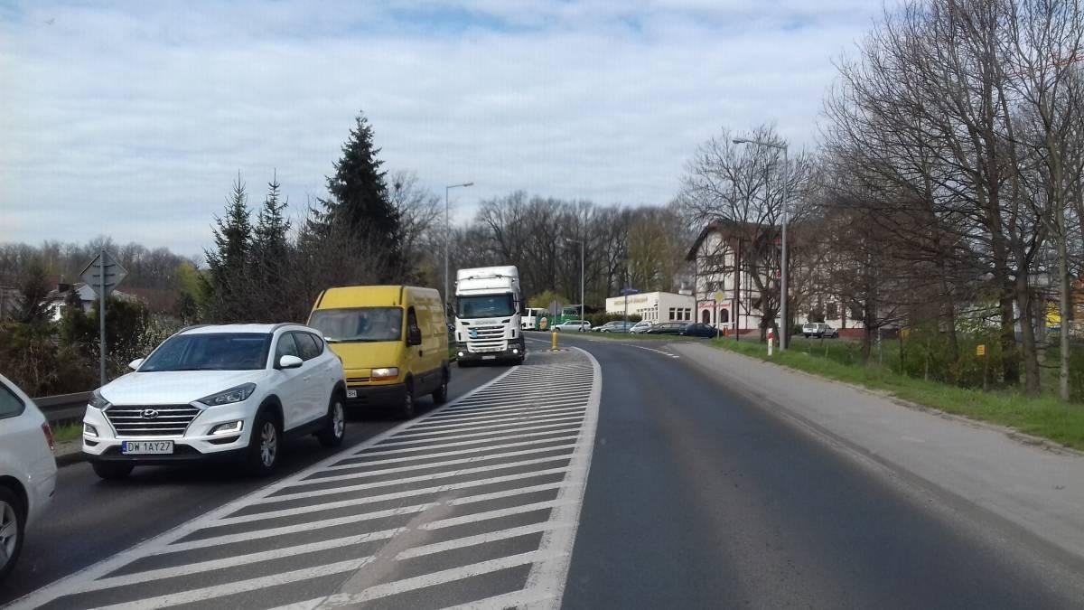 Korki w Bolesławcu z-index: 0