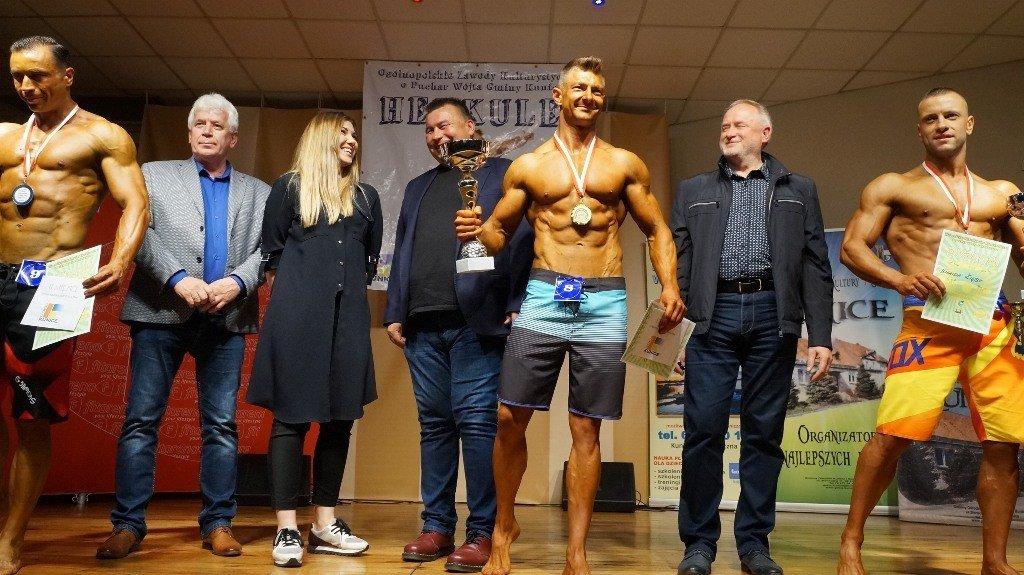 Bolesławianin Jarosław Drab zwyciężył w zawodach w Kunicach
