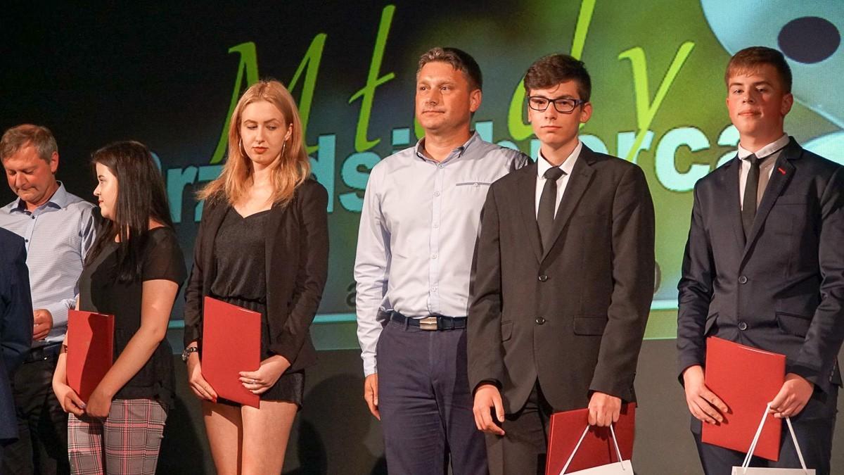 Znamy najlepszych Młodych Przedsiębiorców z-index: 0
