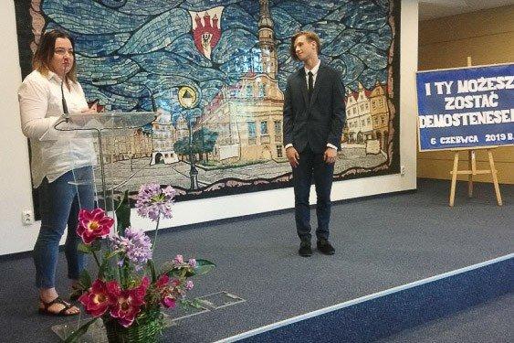 Aleksander Rerich nagrodzony za wystąpienie nagrodą specjalną