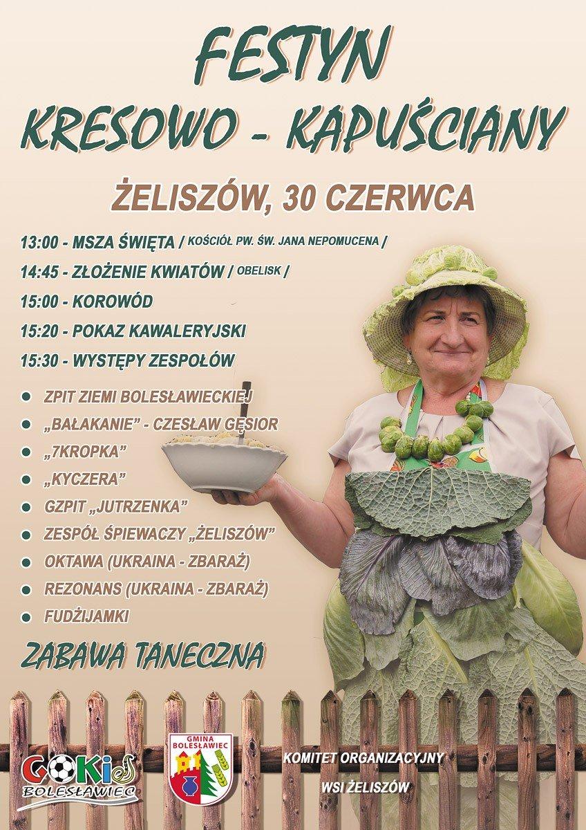 Festyn Kresowo-Kapuściany w Żeliszowie