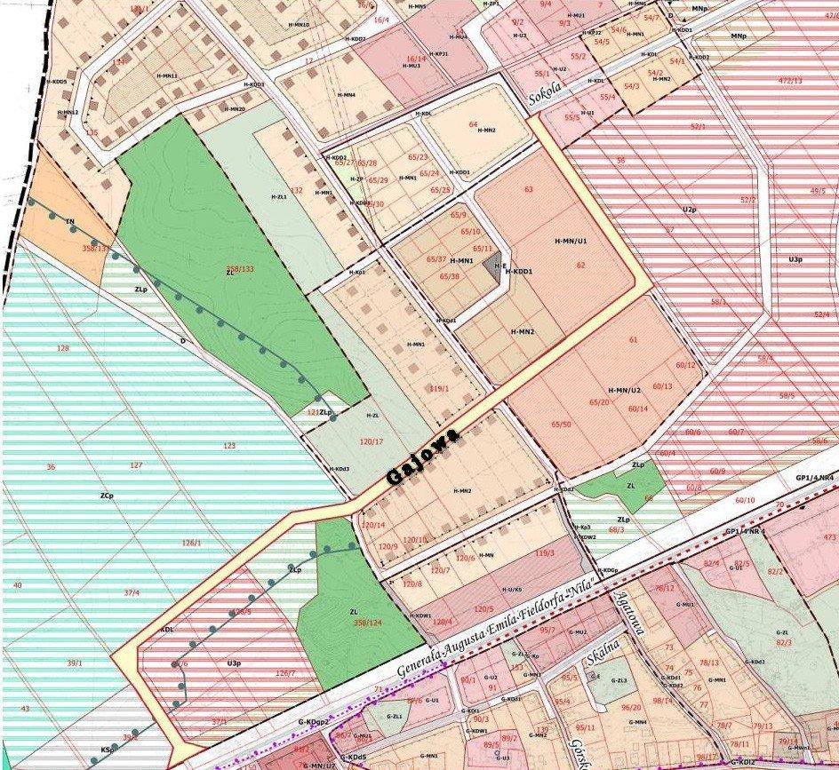 Nowe ulice w Bolesławcu – mapy