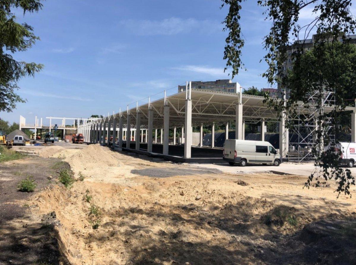 Budowa Parku Handlowego Stary Dworzec