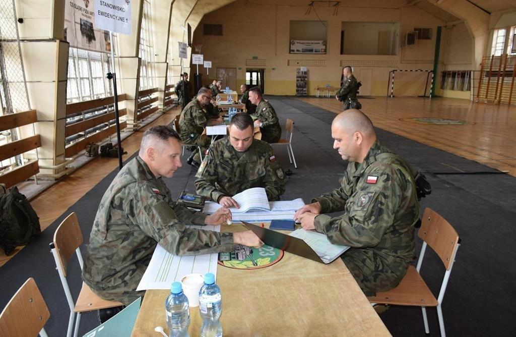 Artylerzyści gotowi do misji