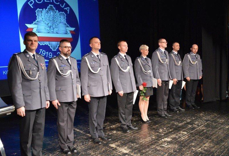 Bolesławieccy policjanci uczcili swoje święto