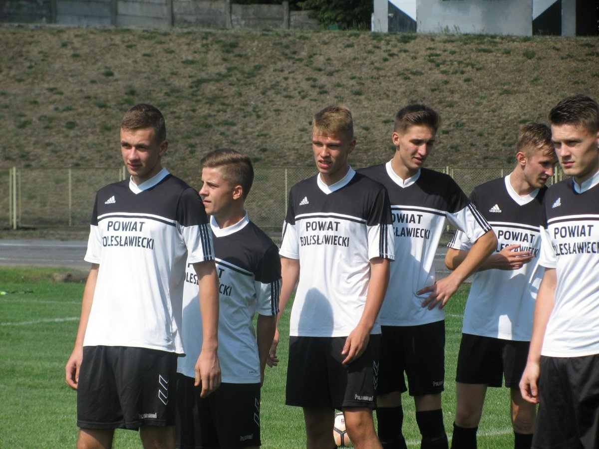 Odmłodzony BKS wygrywa sparing w Żaganiu